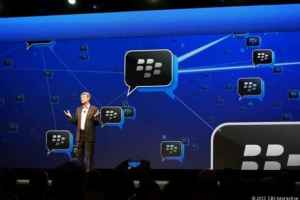 BlackBerry confirms BBM on Android Saturday, iOS Sunday