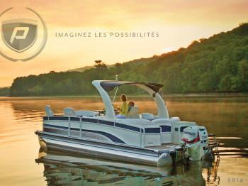 premier pontoons brochures french imaginez les possibilites