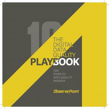 Playbook Ten Steps to Data Quality Nirvana