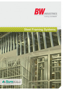BW steel framing systems
