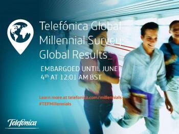 Telefonica Global Millennial Survey(2014)