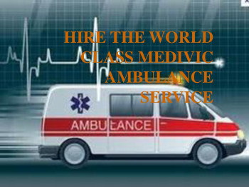 ICU Ambulance Service in Ranchi and Dhanbad, Jharkhand by Medivic Ambulance