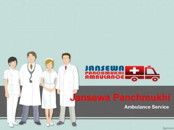 Jansewa Ambulance Service in Darbhanga and Gaya