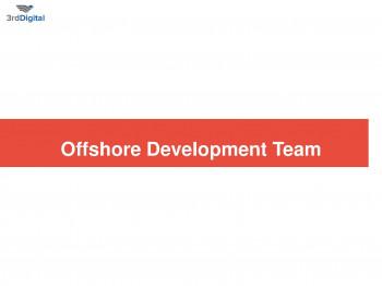 offshore development team