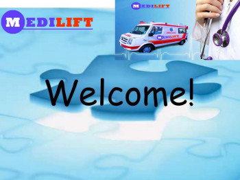 Get Ready Ambulance Service in Ranchi , Jharkhand By Medilift Ambulance