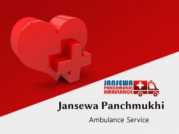 Jansewa Panchmukhi Provides Ambulance Service in Darbhanga and gaya