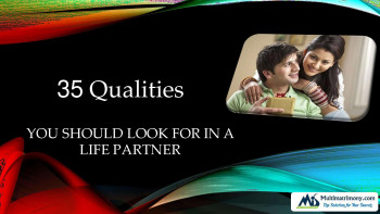 35 qualities for life partner