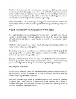 Future of Website Design: How Will Web Design Change